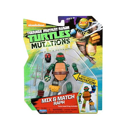 Фигурка Ninja Turtles(Черепашки Ниндзя) Черепашки-ниндзя 12 см серия Mutation в ассортименте
