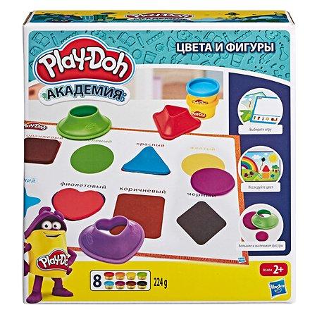 Набор Play-Doh Цвета и формы B3404E76