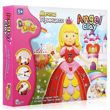 Набор для лепки Angel Clay Princess Play