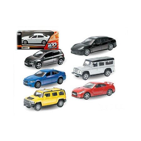 Машина Autotime TOP-100 hot  1:60/64. в ассортименте