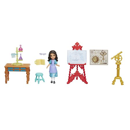 Набор игровой Disney Princess Hasbro Лаборатория Изабель C0385EU40