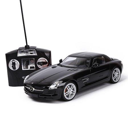 Машинка Mobicaro РУ 1:14 Mercedes-Benz SLS Черная YS249581-B