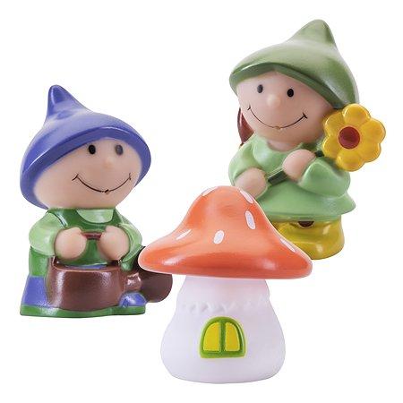 Набор игрушек-брызгалок для ванны Курносики Гномики 25110
