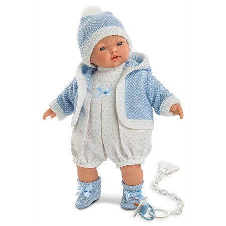Кукла Llorens Роберт L 33295