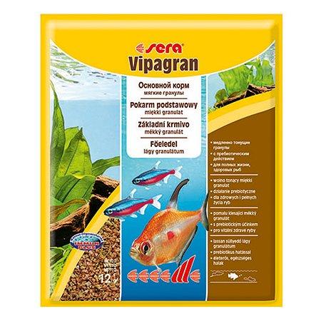 Корм для рыб Sera Vipagran основной гранулы 12г
