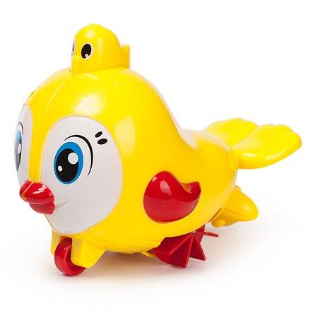 Игрушка для ванной BabyGo заводная Птичка