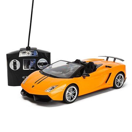 Машинка Mobicaro РУ 1:14 Lamborghini LP570 Желтая YS249601-Y