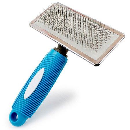 Пуходерка для животных Lilli Pet Shine Top L Синий 20-5052