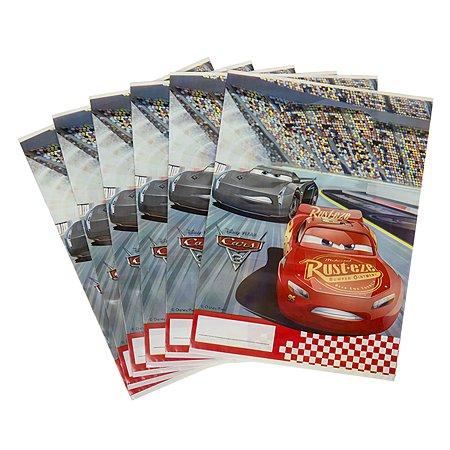 Подарочные пакеты Cars 3 6 шт