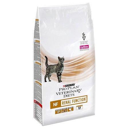 Корм для кошек Purina Pro Plan Veterinary diets NF при патологии почек 1.5кг