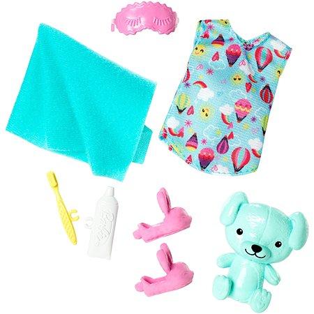 Набор аксессуаров и одежды Barbie Клуб Челси 1 FXN70