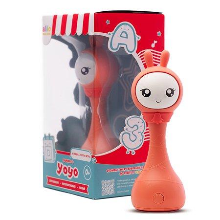 Игрушка alilo Умный зайка R1 +Yoyo Розовый 61038