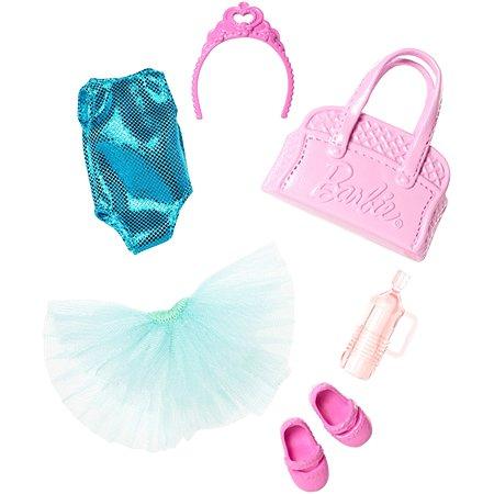 Набор аксессуаров и одежды Barbie Клуб Челси 3 FXN72