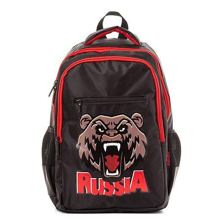 Рюкзак Hatber Basic Style Russia Bear NRk_25080