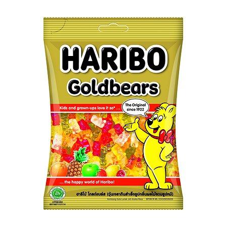 Мармелад жевательный HARIBO Goldbears Золотые Мишки 80г