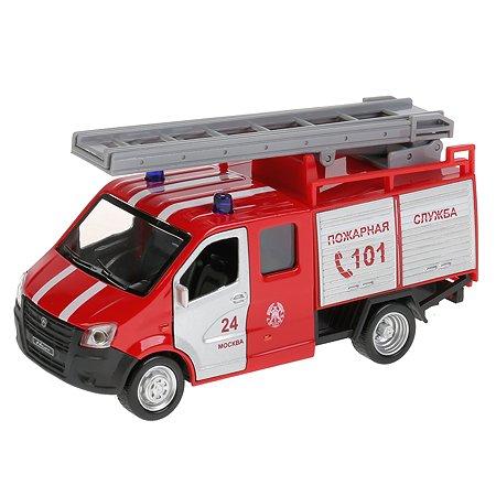Машина Технопарк Газель Next Пожарная инерционная 286514