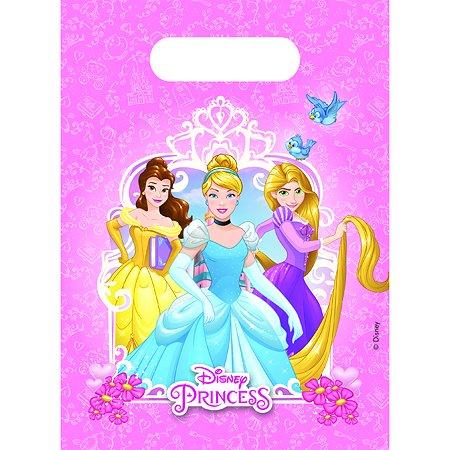 Подарочные пакеты Princess Heartstrong 6 шт