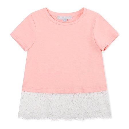 Блузка Smena розовая