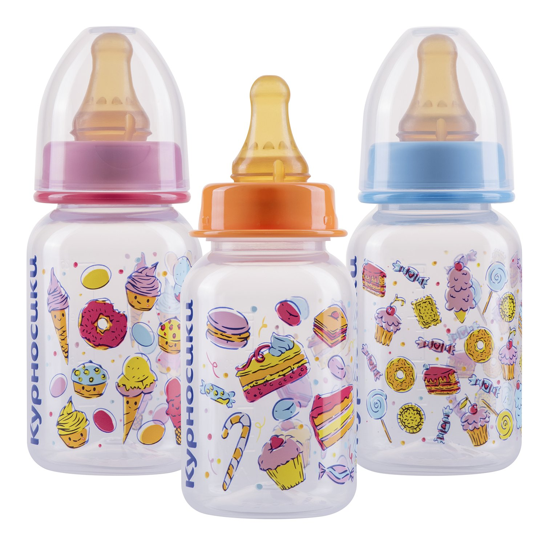 Соски бутылочки курносики
