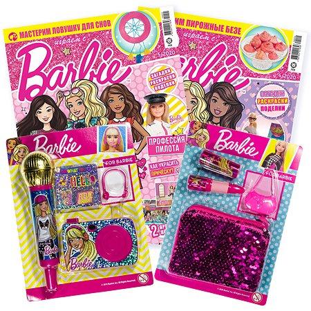 Комиксы Эгмонт Играем с Барби 2 по цене 1 в ассортименте