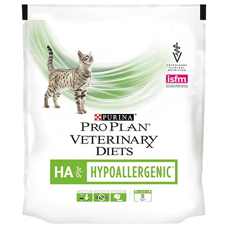 Корм для кошек Purina Pro Plan Veterinary diets HА профилактика аллергии 325г