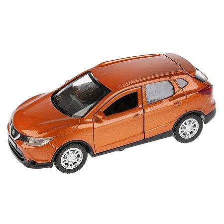 Машина Технопарк Nissan Qashqai инерционная 263447