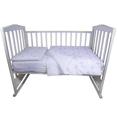 Комплект постельного белья Babyton Тильда 3предмета 10042