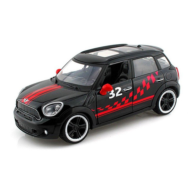 машина Motormax ам 124 Gt Racing Mini Cooper S Countryman купить