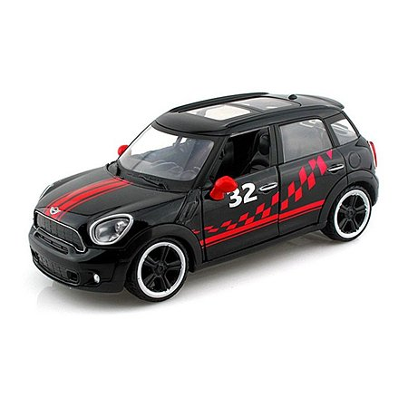 Машина MOTORMAX А/м 1:24 GT Racing MINI COOPER S Countryman