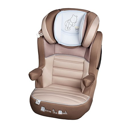 Автокресло Disney R-Way Winnie Blue