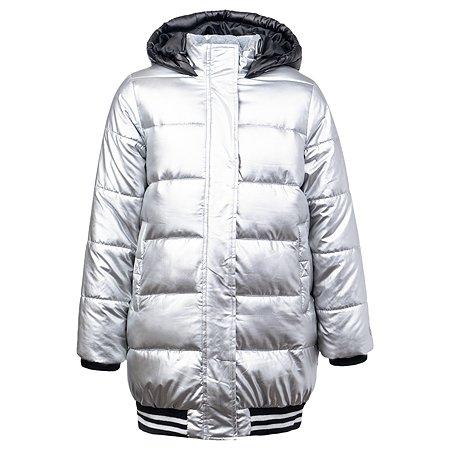 Куртка PlayToday серебряная