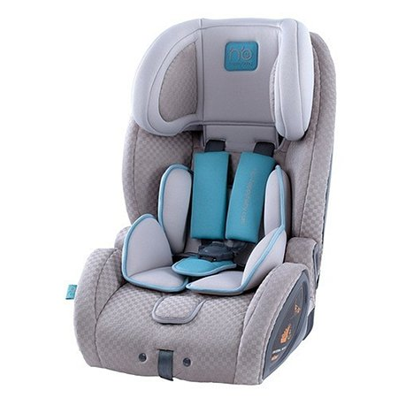 Автокресло Happy Baby Boss Isofix Blue