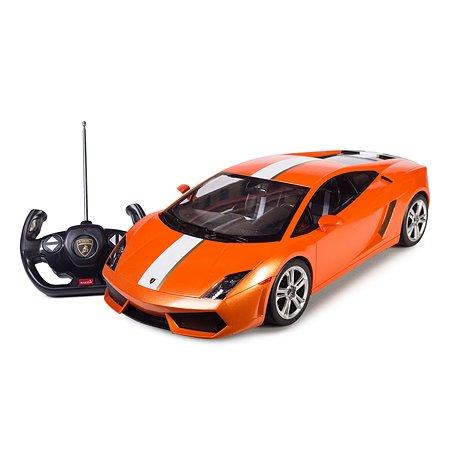 Машинка р/у Rastar Lamborghini LP550-2 1:10 оранжевая
