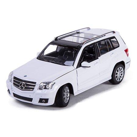 Машинка Rastar Mercedes GLK-CLASS 1:24 Белая
