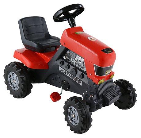 Каталка-трактор Полесье с педалями Turbo