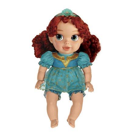 Пупс Disney Малютка-принцесса Мерида