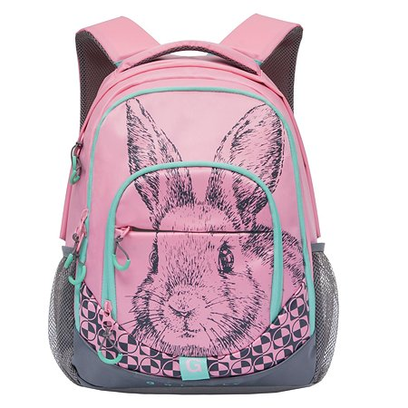Рюкзак Grizzly для девочки кролик