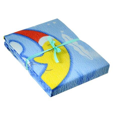 Одеяло байковое ОТК (отделка оверлок) 100х140 в ассортименте