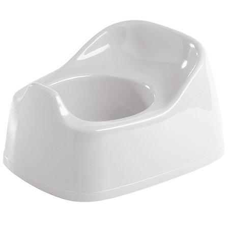 Горшок Пластишка Белый (431326216)