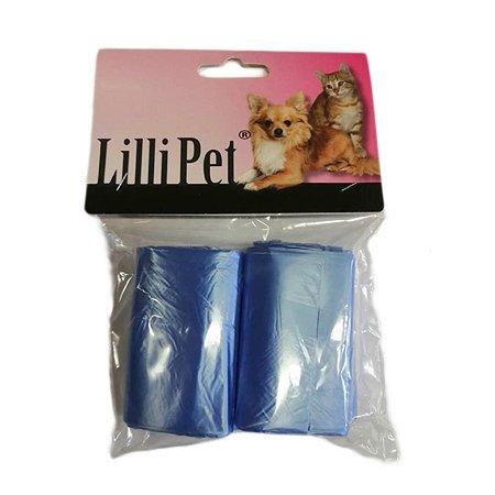 Пакеты для уборки за животным Lilli Pet Good feeling 4рулона по 20шт в ассортименте 20-5450