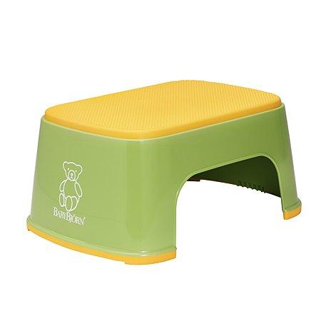 Стульчик-подставка BabyBjorn Зелёный