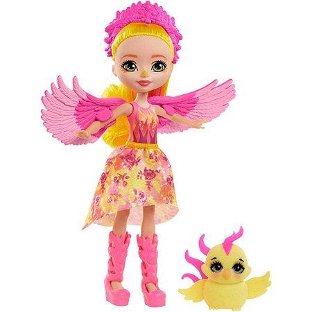 Кукла Enchantimals Фалон Феникс и Санрайз GYJ04