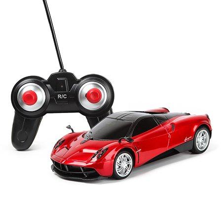 Машинка Mobicaro РУ 1:24 Pagani Huayra Красная YS247442-R