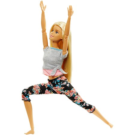 Кукла Barbie Безграничные движения 1 FTG81