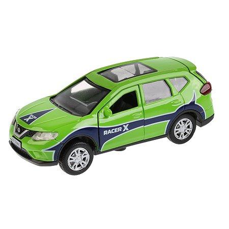 Машина Технопарк Nissan XTrail Спорт инерционная 263456
