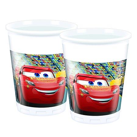 Пластиковые стаканы Cars 3 200 мл 8 шт
