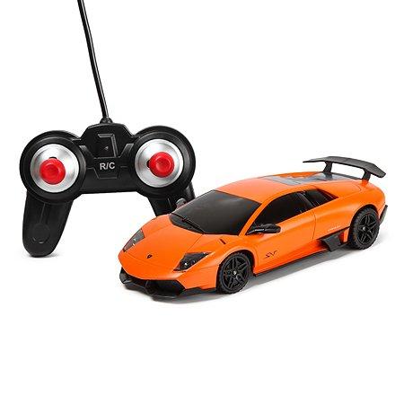 Машинка Mobicaro РУ 1:24 Lamborghini LP670 Оранжевая YS033881-O