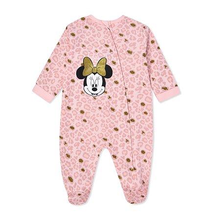 Комбинезон Disney baby розовый
