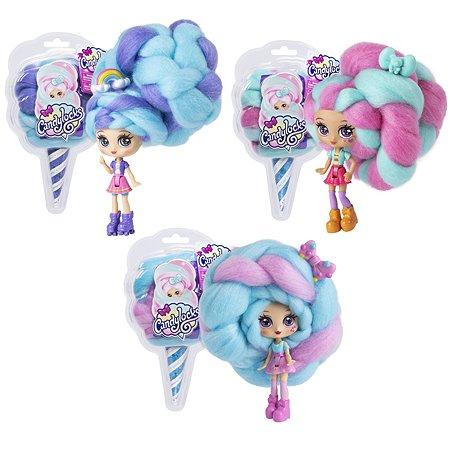 Мини-кукла Candylocks в непрозрачной упаковке (Сюрприз) 6052311