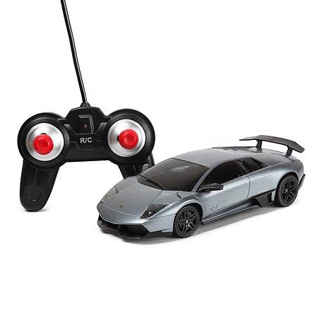 Машинка Mobicaro РУ 1:24 Lamborghini LP670 Серая YS033881-G